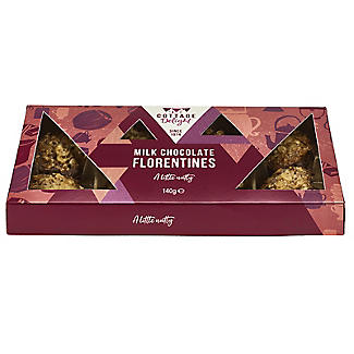 Cottage Delight Milk Chocolate Hazelnut Florentines 105g alt image 5