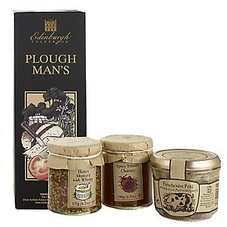 Edinburgh Preserves Ploughman's Gift Box