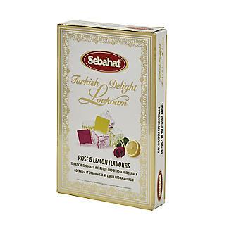 Sebahat Rose and Lemon Turkish Delight 250g alt image 2
