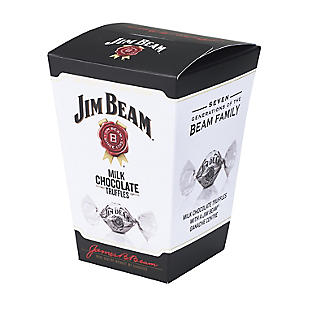 Jim Beam Milk Chocolate Truffles 130g alt image 3