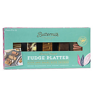Buttermilk Slice and Share Fudge Platter 300g alt image 3