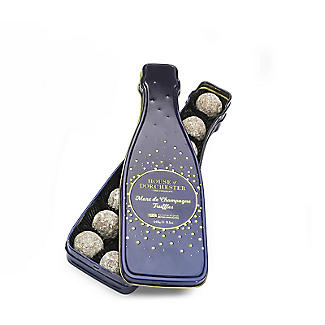 House of Dorchester Marc de Champagne Truffle Tin 145g alt image 1