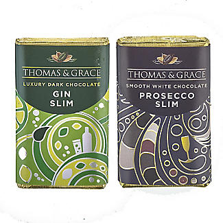 Thomas & Grace Tipsy Chocolate Slims 7 x 10g alt image 3