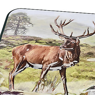 Grandma Wild's Stag Biscuit Tin and Traditional Biscuits 160g alt image 4