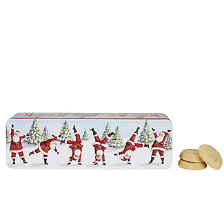 Grandma Wild's Santa Biscuit Tin and Shortbread 200g  alt image 2