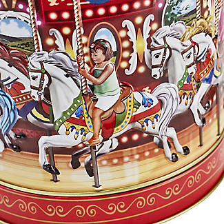 Grandma Wilds Carousel Biscuit Tin alt image 4
