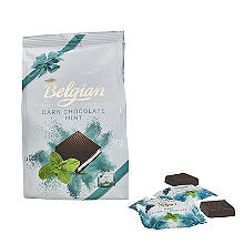 Belgian Dark Chocolate Mint Grab Bag 176g