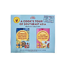 The Spicery A Cook's Tour of Southeast Asia Recipe Collection Kit
