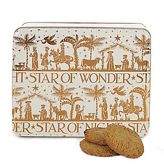 Emma Bridgewater Three Kings Biscuit Tin with Biscuits 320g