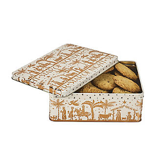 Emma Bridgewater Three Kings Biscuit Tin with Biscuits 320g alt image 2