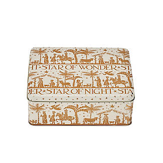 Emma Bridgewater Three Kings Biscuit Tin with Biscuits 320g alt image 3