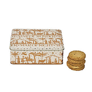 Emma Bridgewater Three Kings Biscuit Tin with Biscuits 320g alt image 4