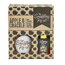 Snaffling Pig Apple and Crackle Gift Set