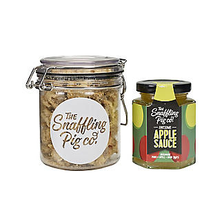 Snaffling Pig Apple and Crackle Gift Set alt image 2