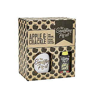Snaffling Pig Apple and Crackle Gift Set alt image 3