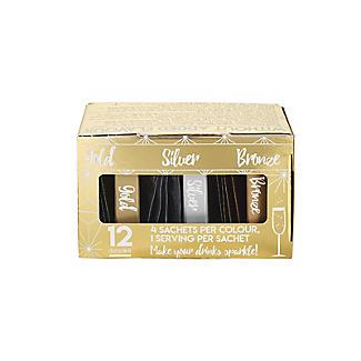 12 Popaball Flavourless Drink Shimmer Sachets Gift Set alt image 6