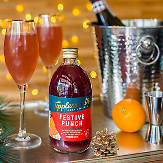 Tipplesworth Festive Punch Cocktail Mixer 500ml alt image 4