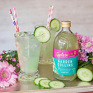 Tipplesworth Garden Collins Cocktail Mixer for Gin 500ml alt image 5