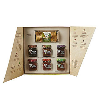 Cottage Delight Large Cheese Selection Gift Set