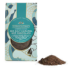 Thomas & Grace Salted Caramel Hot Chocolate Flakes 160g