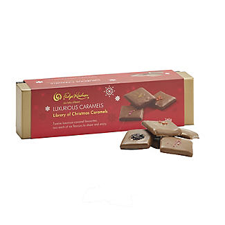 Fudge Kitchen Library of Assorted Luxurious Christmas Caramels 240g