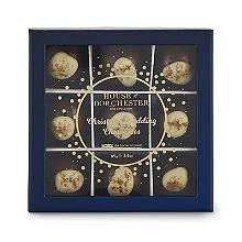House of Dorchester Christmas Pudding Chocolate Truffle Bites 85g