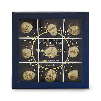 House of Dorchester Christmas Pudding Chocolate Truffle Bites 85g