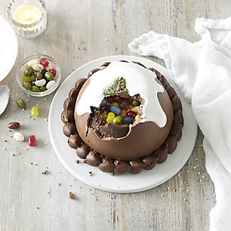 Lakeland Make Your Own Christmas Pudding Smash Cake Kit alt image 2