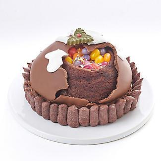 Lakeland Make Your Own Christmas Pudding Smash Cake Kit alt image 3