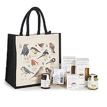 Lakeland Exclusive Garden Birds Hamper Tote