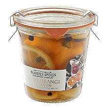Wooden Spoon Orange Mulled Wine Mix Jar 300g