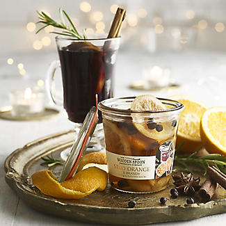 Wooden Spoon Orange Mulled Wine Mix Jar 300g alt image 2