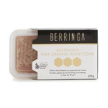 Berringa Australian Organic Honeycomb 200g