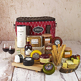 Hays Ultimate Christmas Fresh Cheese & Port Luxury Hamper alt image 2