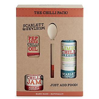 Scarlett and Mustard The Chilli Pack Gift Set alt image 2