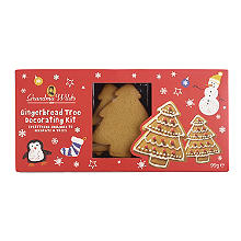 Grandma Wild's Gingerbread Christmas Tree Decorating Kit
