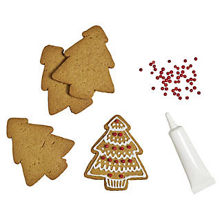 Grandma Wild's Gingerbread Christmas Tree Decorating Kit alt image 4