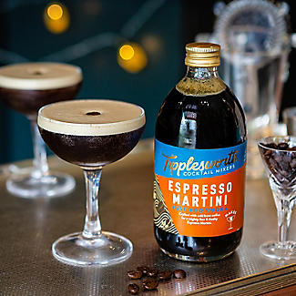 Tipplesworth Espresso Martini Cocktail Mixer 500ml alt image 2
