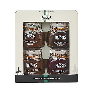 Mrs Bridges Cheeseboard Selection Gift Set