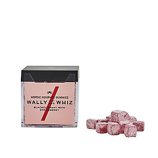 Wally and Whiz Blackcurrant with Strawberry Nordic Gourmet Gummies 150g alt image 4