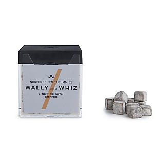 Wally and Whiz Coffee with Liquorice Nordic Gourmet Gummies 150g alt image 3