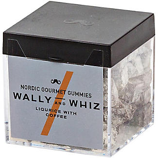 Wally and Whiz Coffee with Liquorice Nordic Gourmet Gummies 150g alt image 4