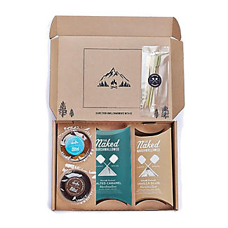 Naked Marshmallow and Sauce Dipping Gift Set