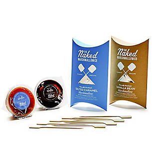 Naked Marshmallow and Sauce Dipping Gift Set alt image 3