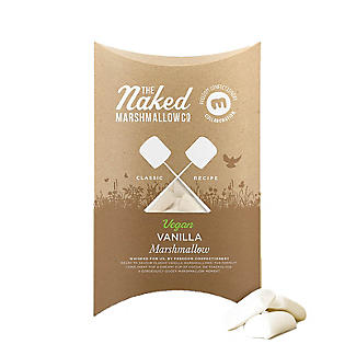 The Naked Marshmallow Company Vegan Vanilla Marshmallows 120g