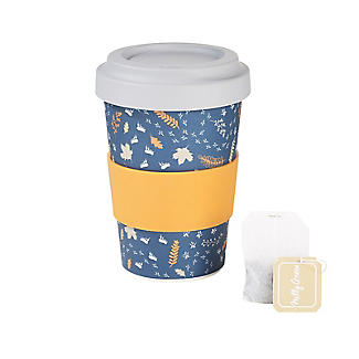 Milly Green Travel Mug with Tea alt image 3