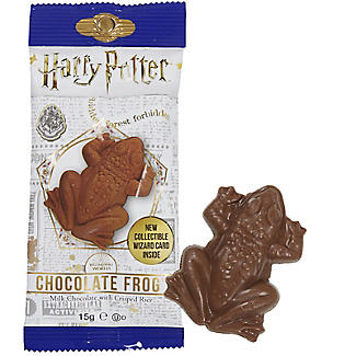 Jelly Belly Harry Potter Milk Chocolate Frog 15g alt image 1