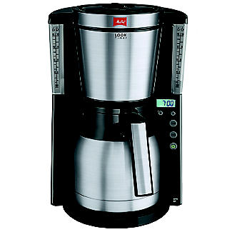 Melitta Look IV Therm Timer Filter Coffee Machine 6738044