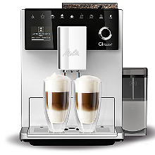 Melitta CI Touch Bean-to-Cup Coffee Machine Silver S F630-101