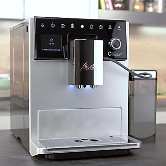 Melitta CI Touch Bean-to-Cup Coffee Machine Silver S F630-101 alt image 2